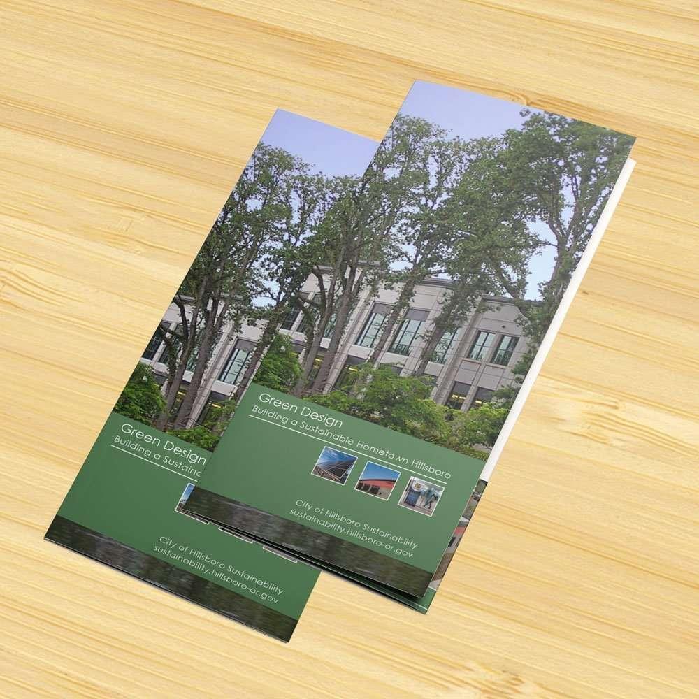 Green Buildings brochure