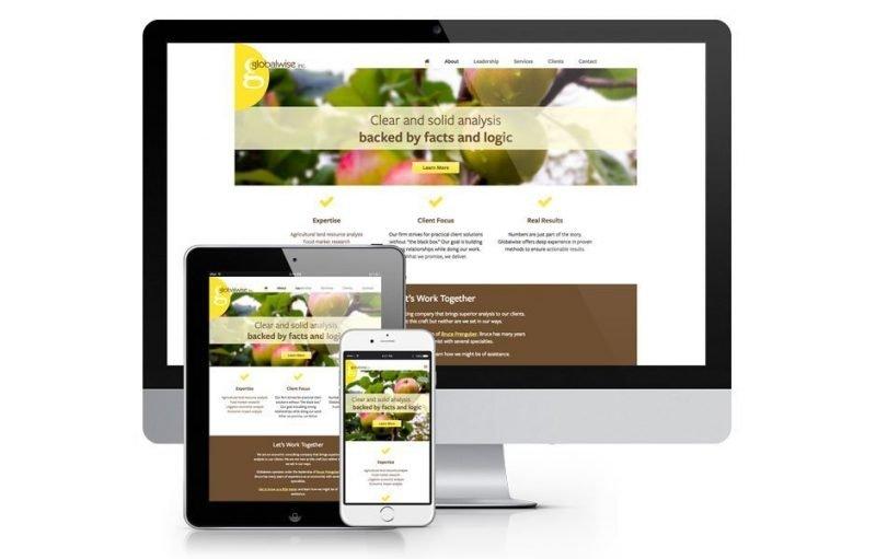 Globalwise website