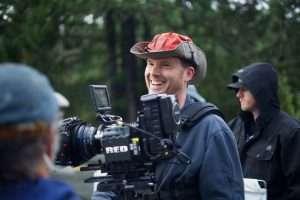 Patrick Neary, cinematographer on Redwood Highway