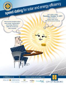 Hillsboro Solar Advantage Poster