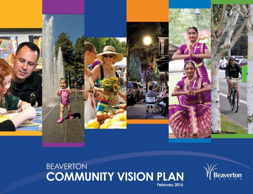 Beaverton CommunityVision Plan
