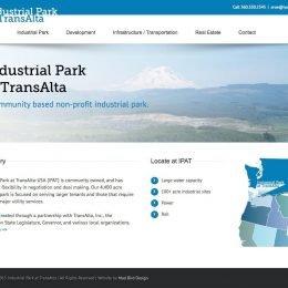 Industrial Park at TransAlta website