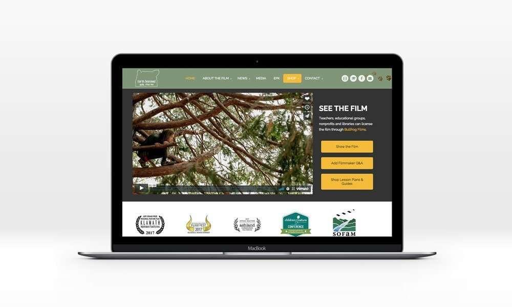 Earth Seasoned #GapYear Website