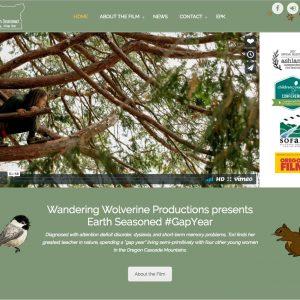 Earth Seasoned Documentary Film Website