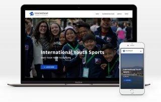 International Youth Sports Website